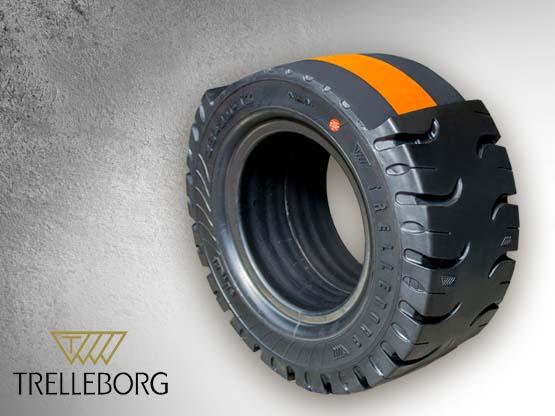Trellborg Pitstop tyre