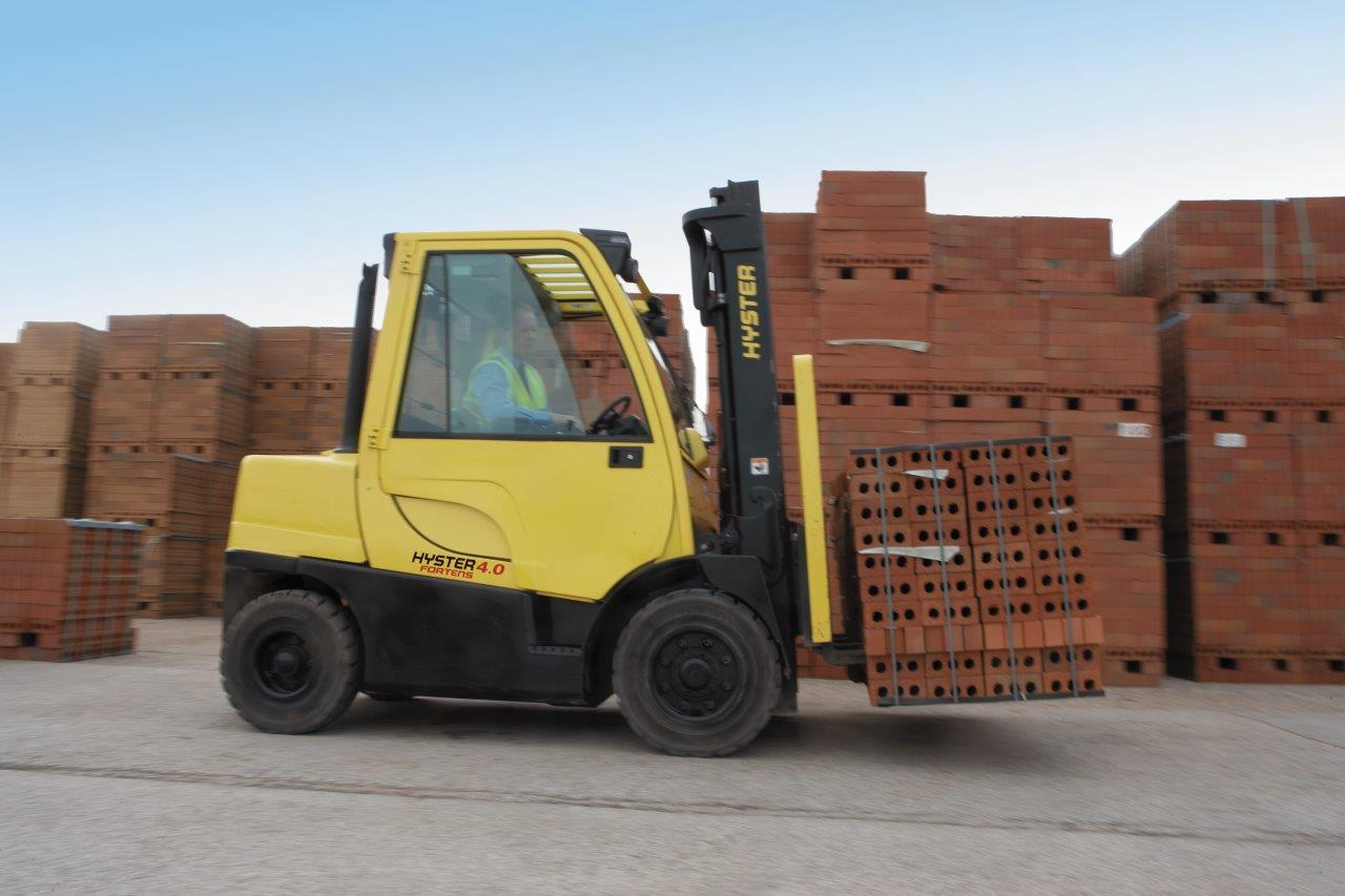 Hyster Fortens serie